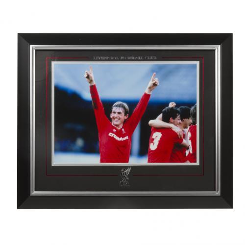 LFC Dalglish Double Vault