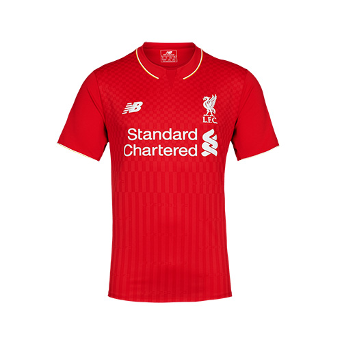 LFC Home Shirt 15/16 (Kids Shorts Sleeve)