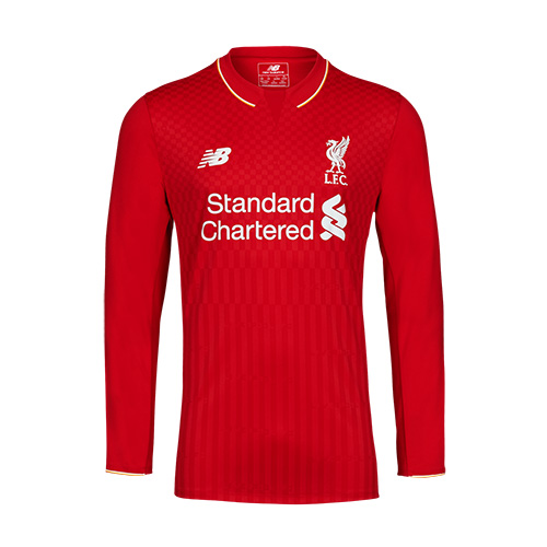 LFC Home Shirt 15/16 (Long Sleeve Adult)