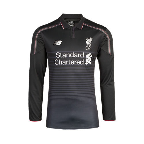 LFC Kids L/S Third Shirt 15/16