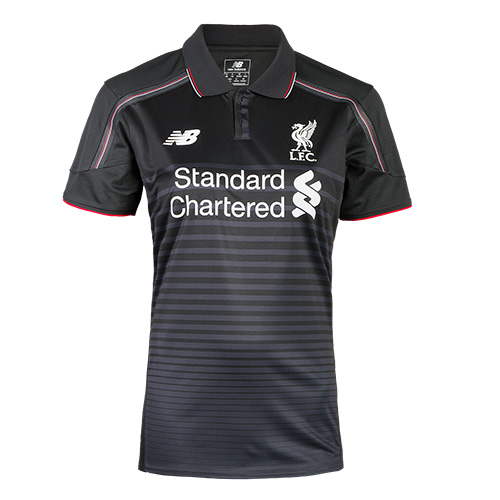 LFC Ladies S/S Third Shirt 15/16
