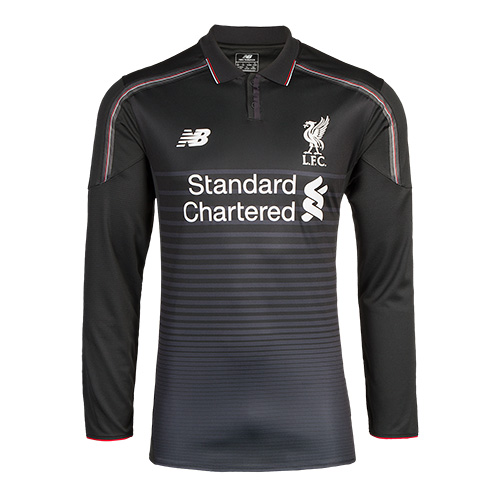 LFC Mens L/S Third Shirt 15/16