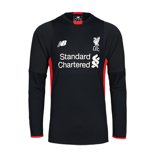 LFC Mens Long Sleeve Home Goalkeeper Shirt 15/16