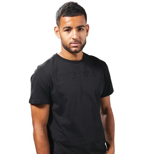 Embossed Black LFC T-Shirt