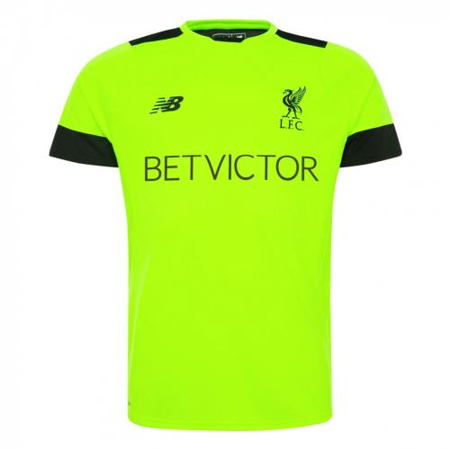 Green LFC Training Shirt 16-17