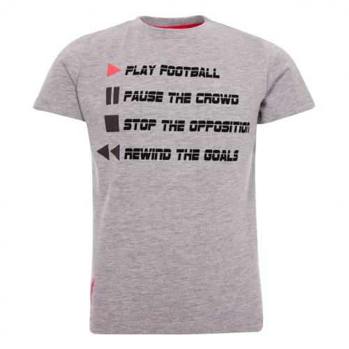 LFC Boys Grey Play Tee