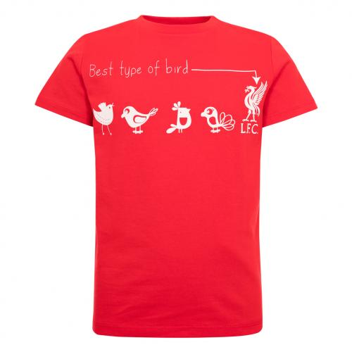 LFC Boys Red Bird Tee