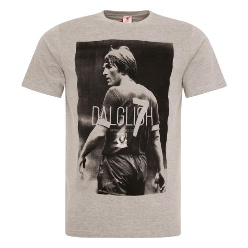 LFC Dalglish Grey Tee