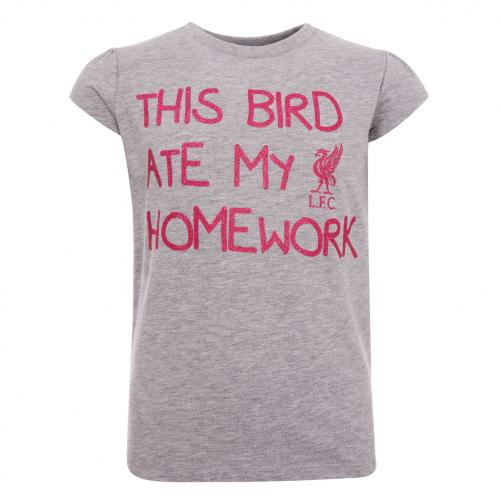 LFC Girls Homework Tee
