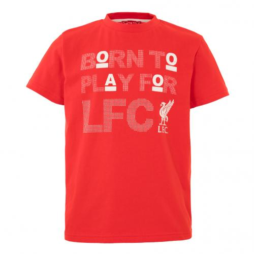 LFC Kids Born To Play Tee