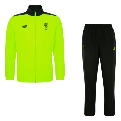 LFC Official Green Training Tracksuit 16/17