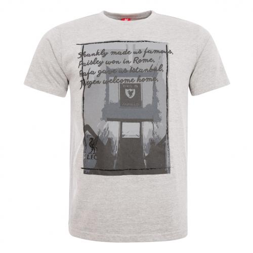 Liverpool FC Mens Anfield Tee