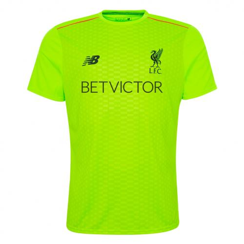 Official LFC Pre-Match T-Shirt 2016-17