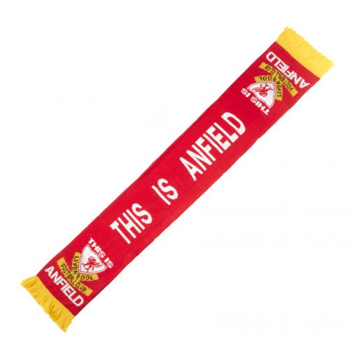 This Is Anfield Scarf