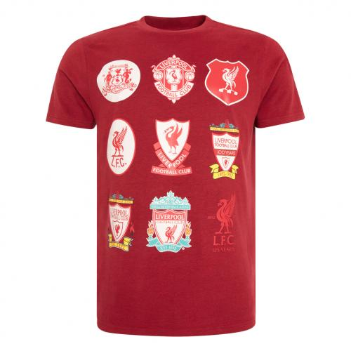 a5dad5d17a3 LFC T-Shirts - Liverpool FC Tee Shirts to order online | Liverpool ...