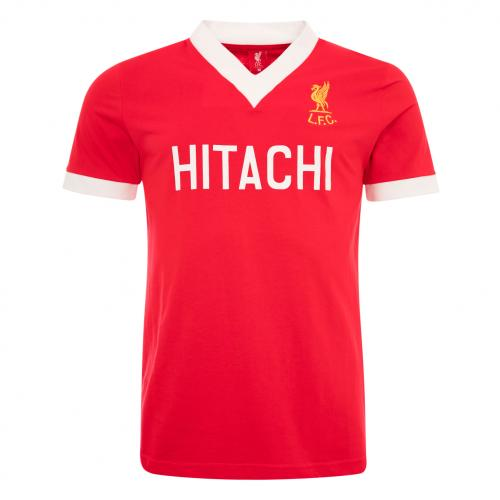 LFC Hitachi Home Shirt 78