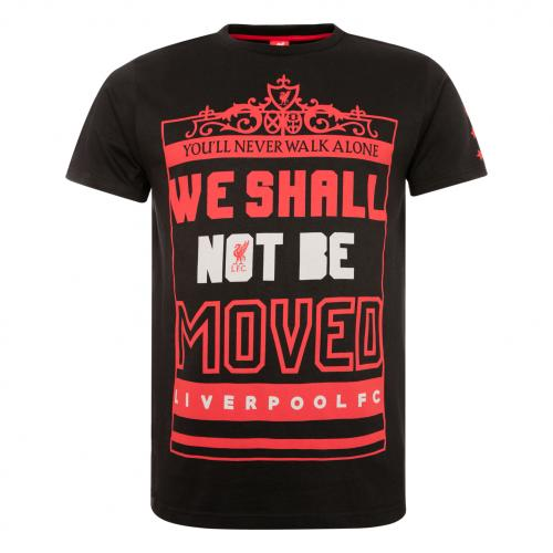 We Shall Not Be Moved - LFC T-shirt - Mens