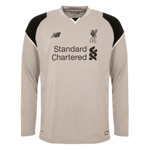 LFC Mens Long Sleeve Third Goalkeeper Shirt 16/17
