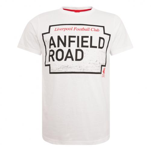 Anfield Road T-Shirt - Mens