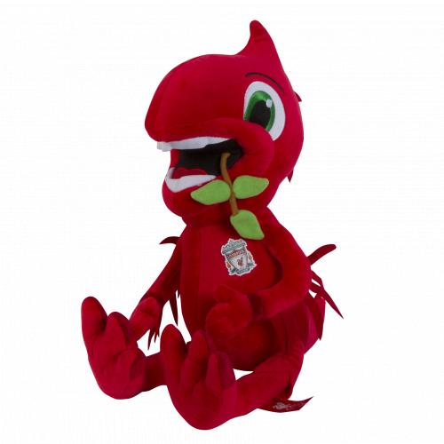 LFC Mighty Red Mascot