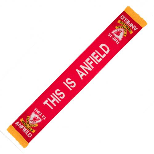 LFC This Is Anfield Scarf