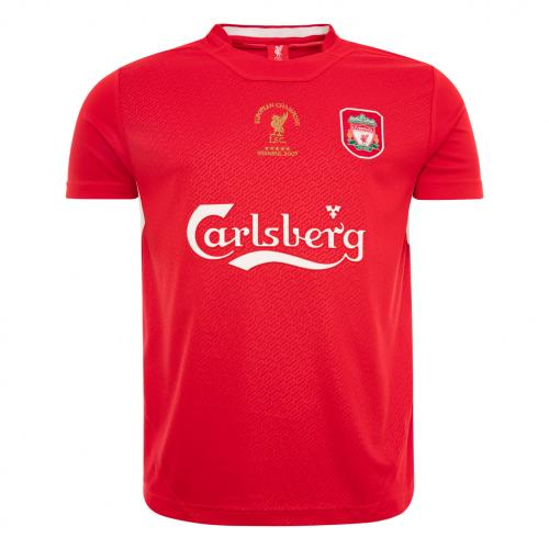 Liverpool FC Istanbul 2005 Shirt