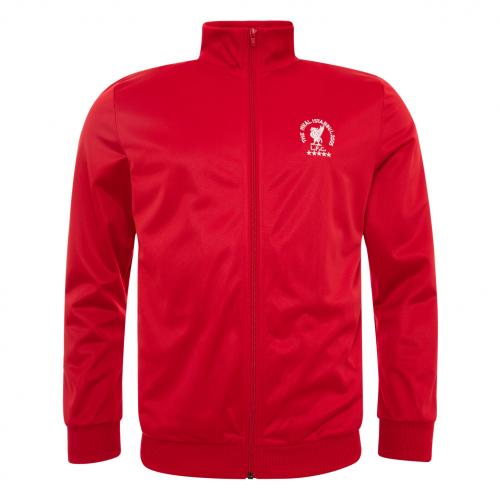 Liverpool FC Istanbul Red Walkout Jacket