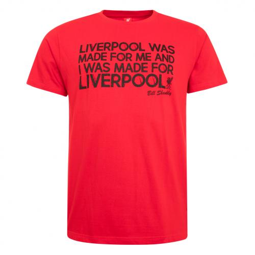 Liverpool FC Mens Made For Me Tee
