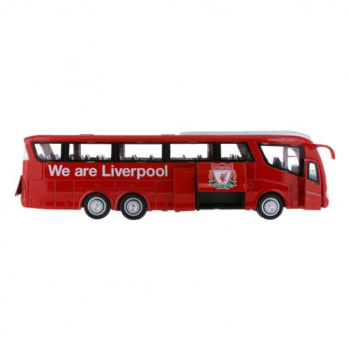 Liverpool FC Team Bus/Coach