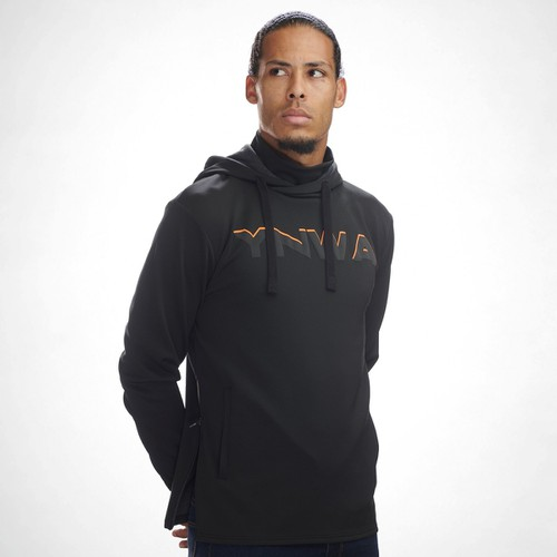 LFC Funnel Neck Crossover Hoody