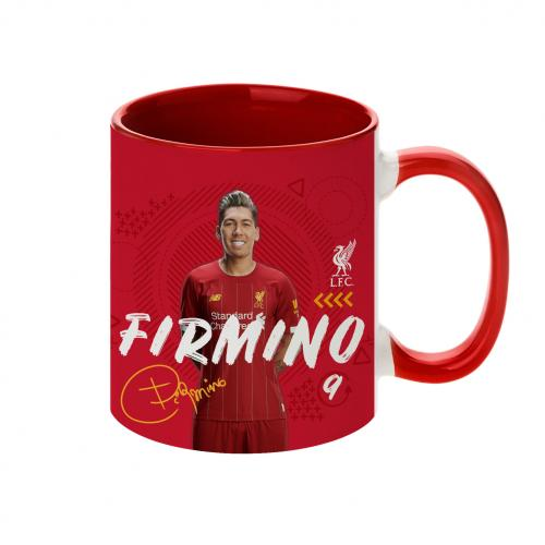 Liverpool FC Red Football LFC 8 x 10 Firmino Frame 19//20 Official