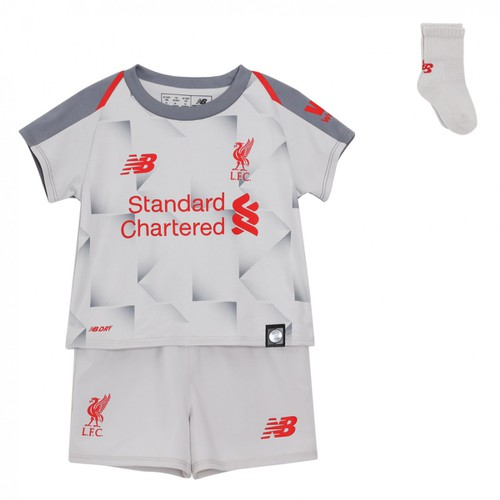 40aeb37f2a7 NEW LIVERPOOL FC THIRD KIT 2018-19 - Official LFC 3rd Kit