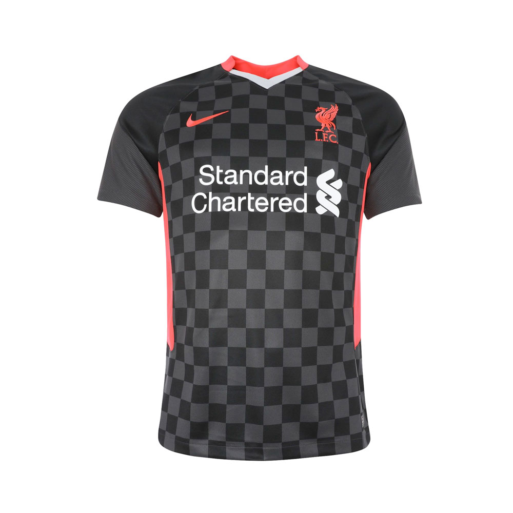 New Liverpool Third Shirt 20-21