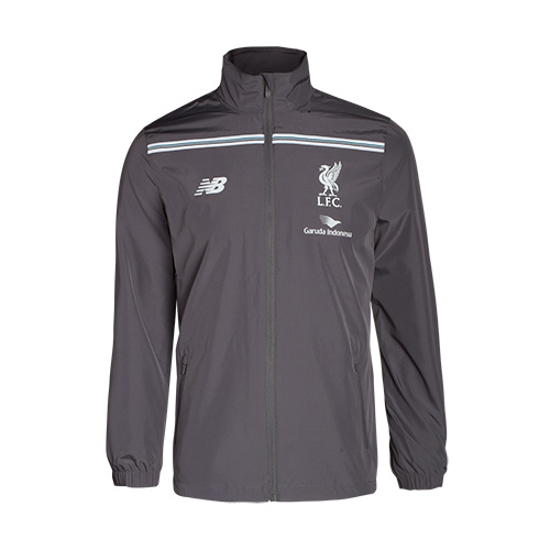 LFC Kids Grey Third Training Jacket 15/16