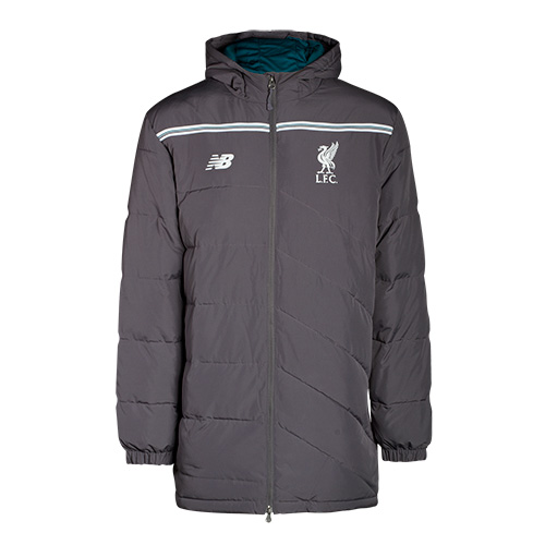 LFC Mens Grey Third Training Stadium Jacket 15/16