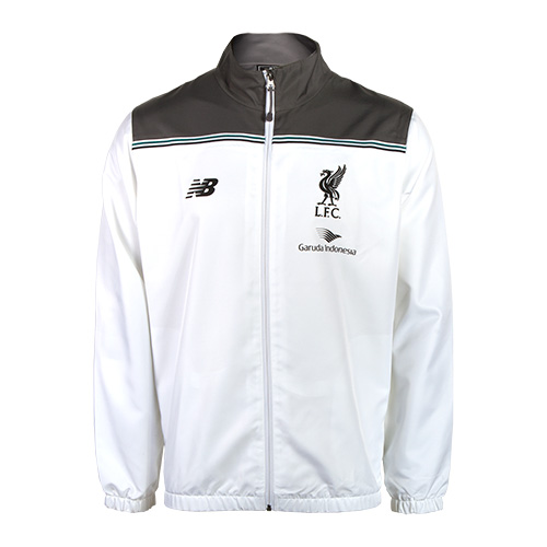 LFC Mens White Third Training Presentation Suit 15/16