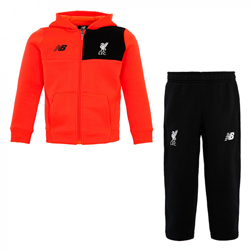 LFC Infants Player Tracksuit Hoody 16/17
