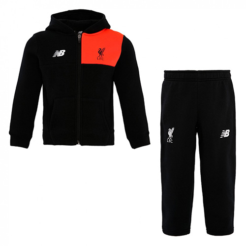 LFC Infants Staff Tracksuit Hoody 16/17