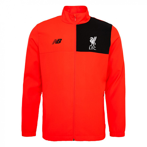 LFC Kids Player Presentation Jacket 16/17