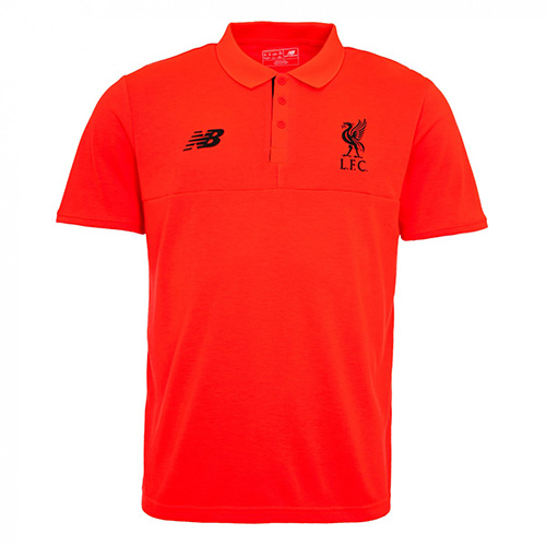 LFC Kids Player Training Polo Shirt 16/17
