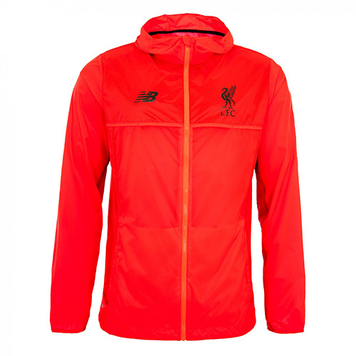 LFC Kids Player Version Rain Jacket 16/17