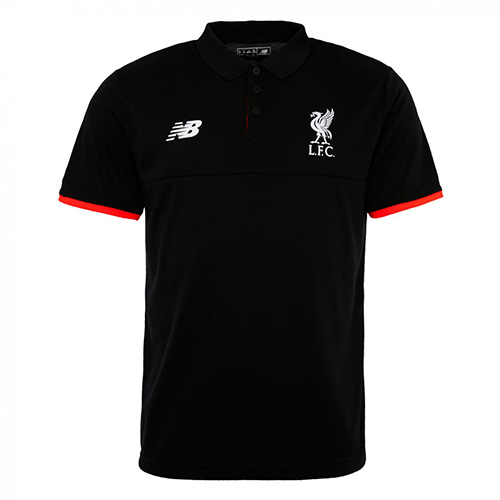 LFC Kids Staff Training Polo Shirt 16/17