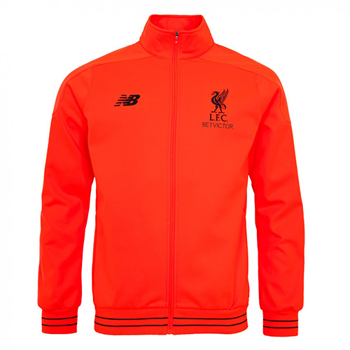 LFC Mens Away Training Walkout Jacket 16/17