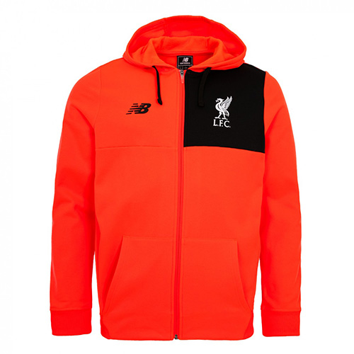 LFC Mens Player Training Hoody 16/17