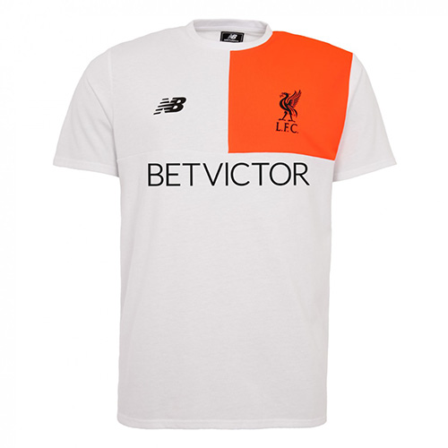 LFC Mens Player Training T-Shirt 16/17