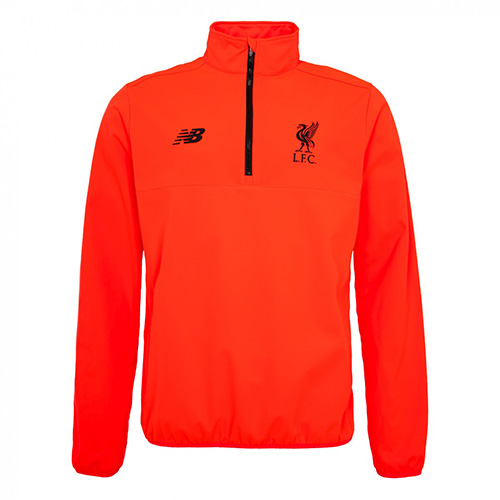 LFC Mens Player Training Windblocker Track Top 16/17