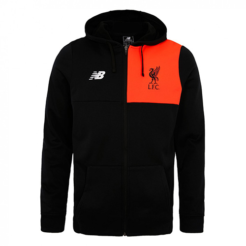 LFC Mens Staff Training Hoody 16/17