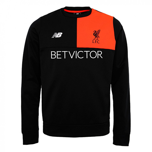 LFC Mens Staff Training Sweatshirt 16/17