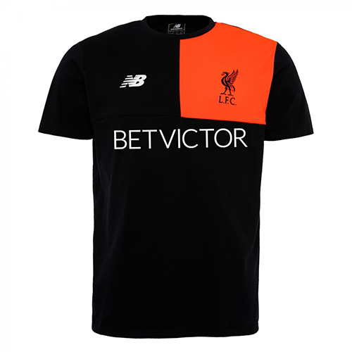LFC Mens Staff Training T-Shirt 16/17