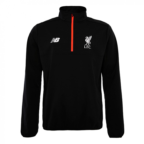 LFC Mens Staff Training Windblocker Track Top 16/17